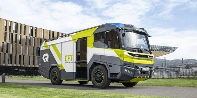 Rosenbauer – vienas moderniausių ugniagesių automobilių