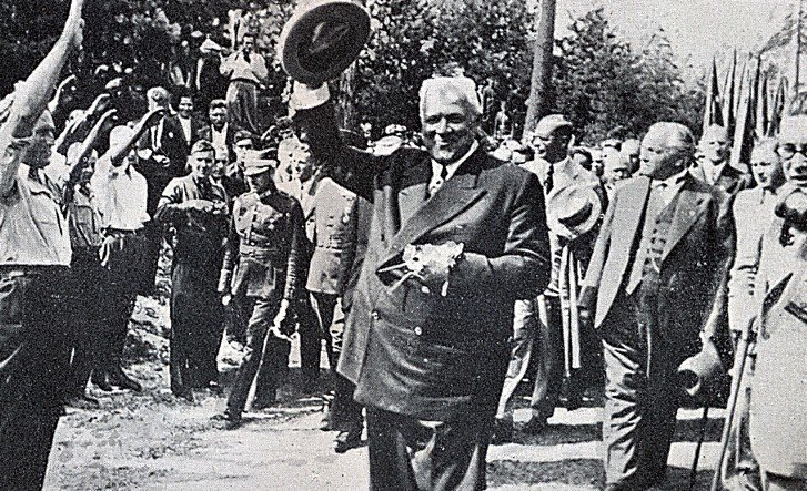 Karlis Ulmanis 1934 m.