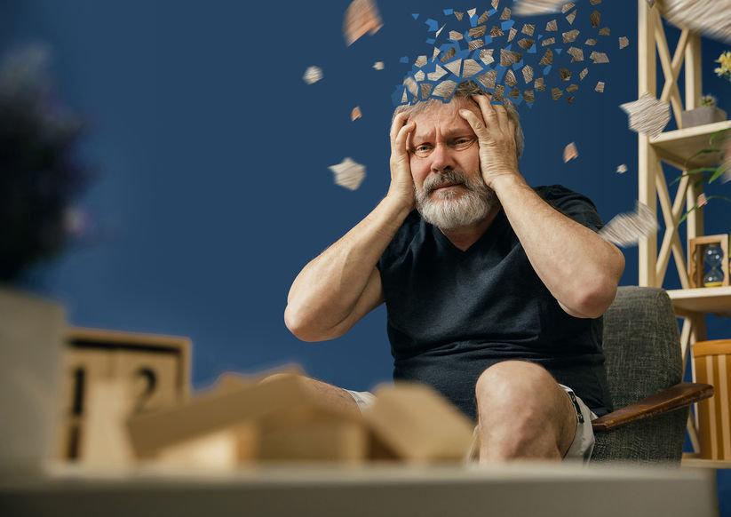Senatvinė demencija