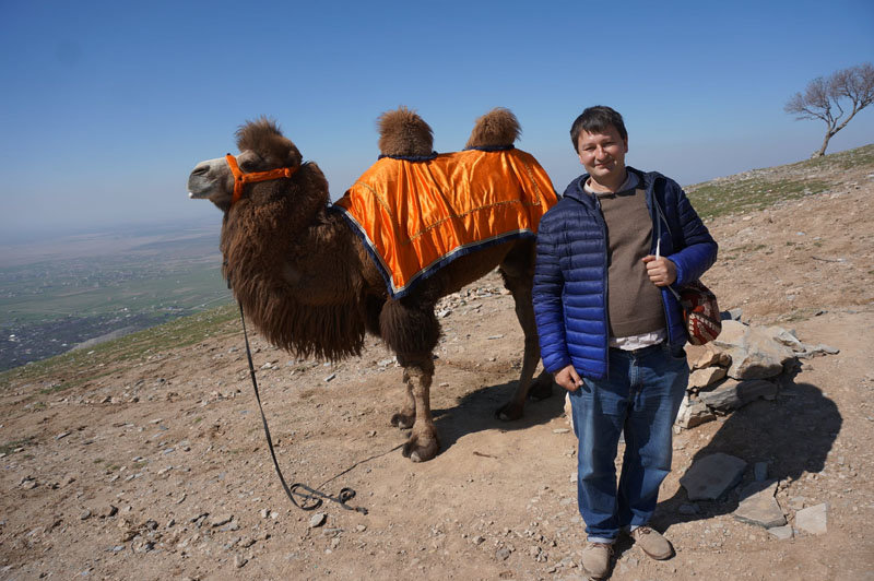 Roberto kelionė Uzbekijoje