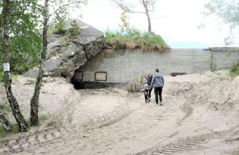 """Nauja, su pasieniečių veikla ir istorija susijusi ekspozicija bus įrengta išvalytame pietiniame """"Memel-Nord"""" baterijos bunkeryje"""