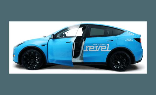 Revel taksi