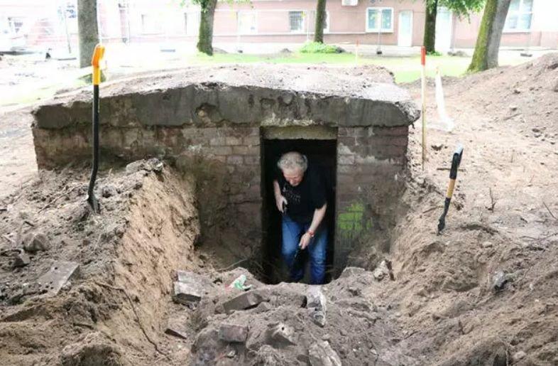 Atkasus patį bunkerį bei jo įėjimą paaiškėjo, kad galima patekti į vidų. Jį planuojama išvalyti, o patį objektą palikti visuomenės pažinimui.