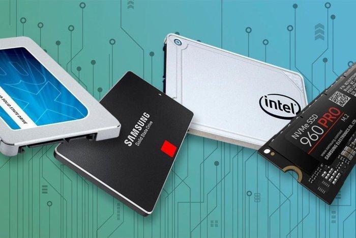 Geriausios SSD kortelės žaidimams