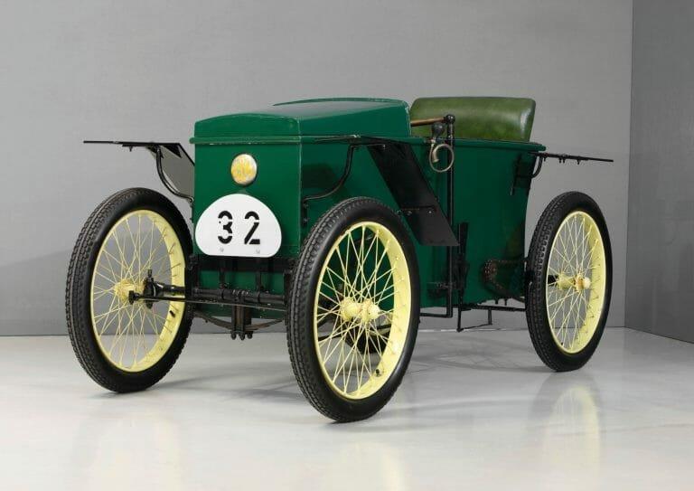 Slaby-Beringer priminė dėžę su ratais. (Audi nuotrauka)
