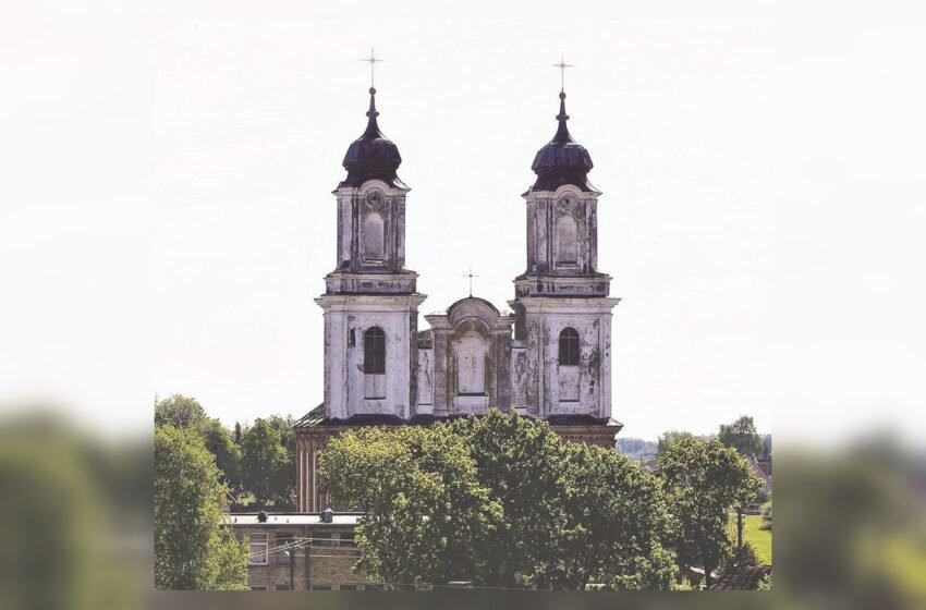 Dotnuvos Viešpaties Apreiškimo Švč. Mergelės Marijos parapijos bažnyčia