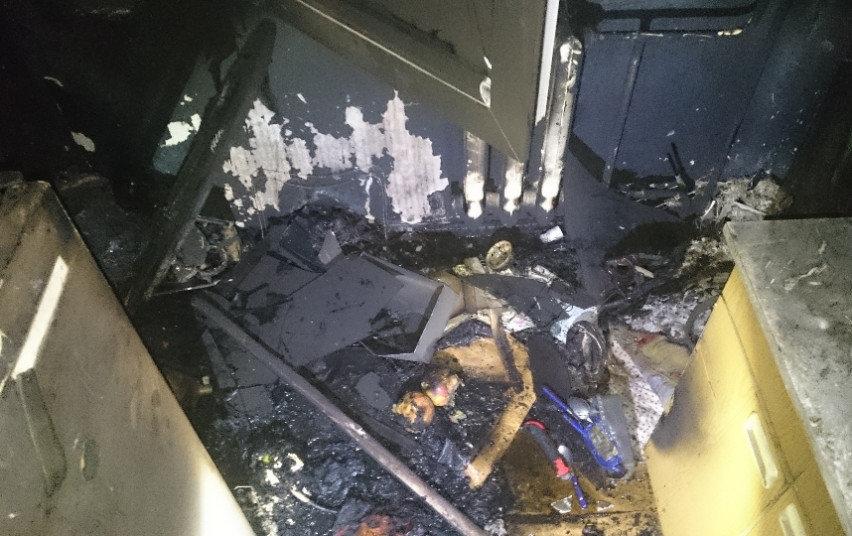 Savaitgalį ugniagesiai iš degančių pastatų vadavo sąmonę praradusius žmones