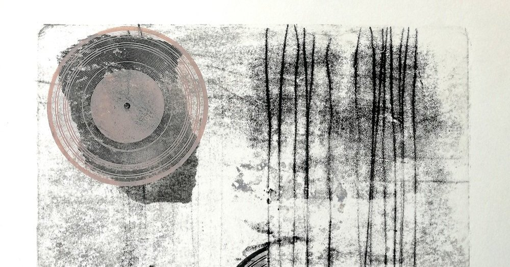 """Muzika, pavirtusi vaizdais – Neringos Žukauskaitės parodoje """"Impromtu"""""""
