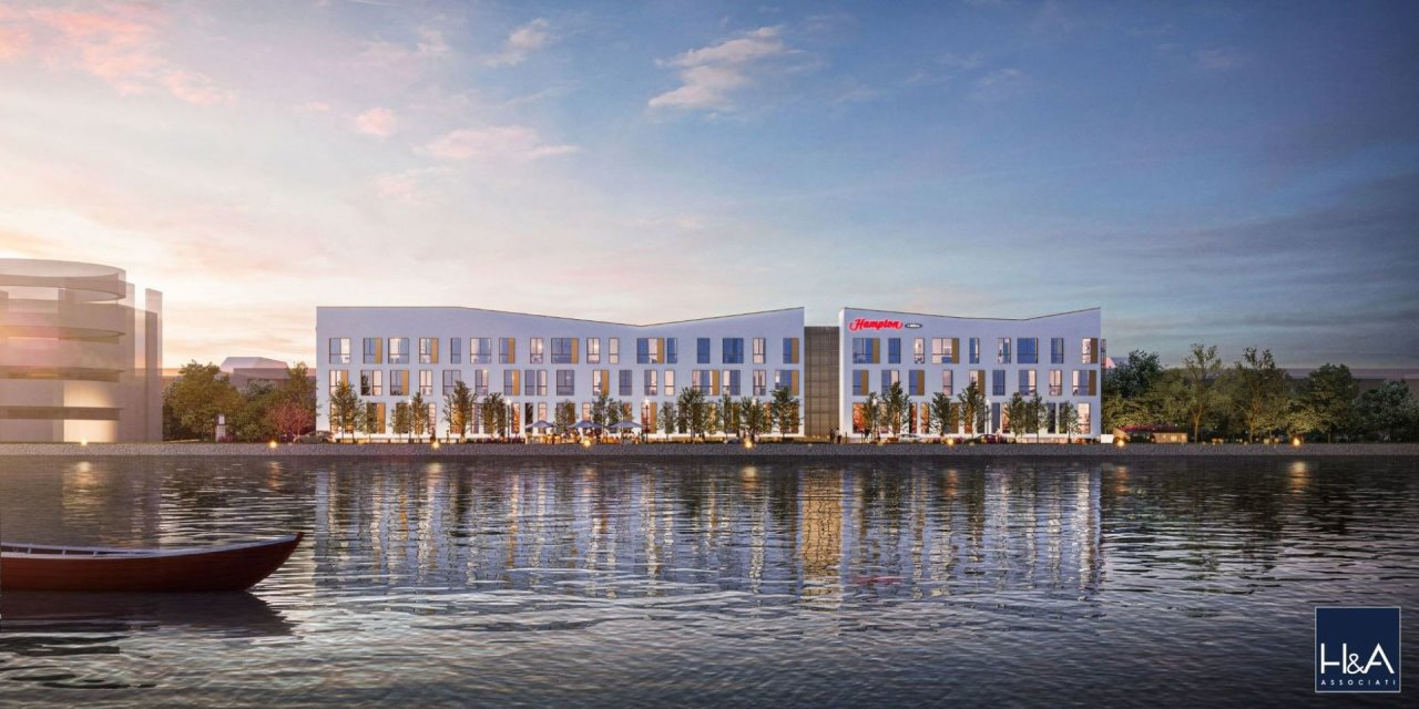 Hanner invests 60 million euros into the construction of a Hilton hotel in Venice