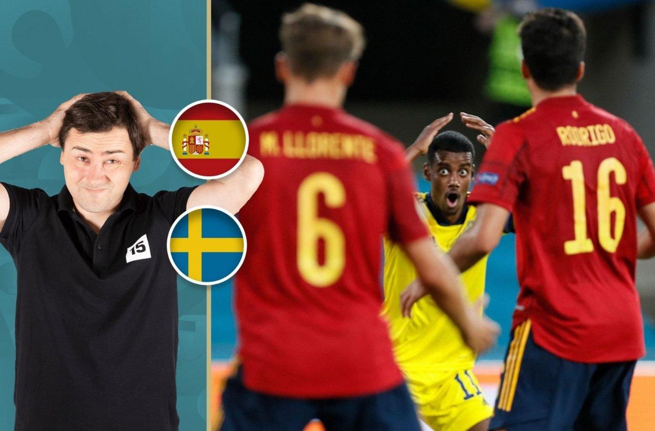 Marius Bagdonas. Ispanija – Švedija: ką aš pamačiau?