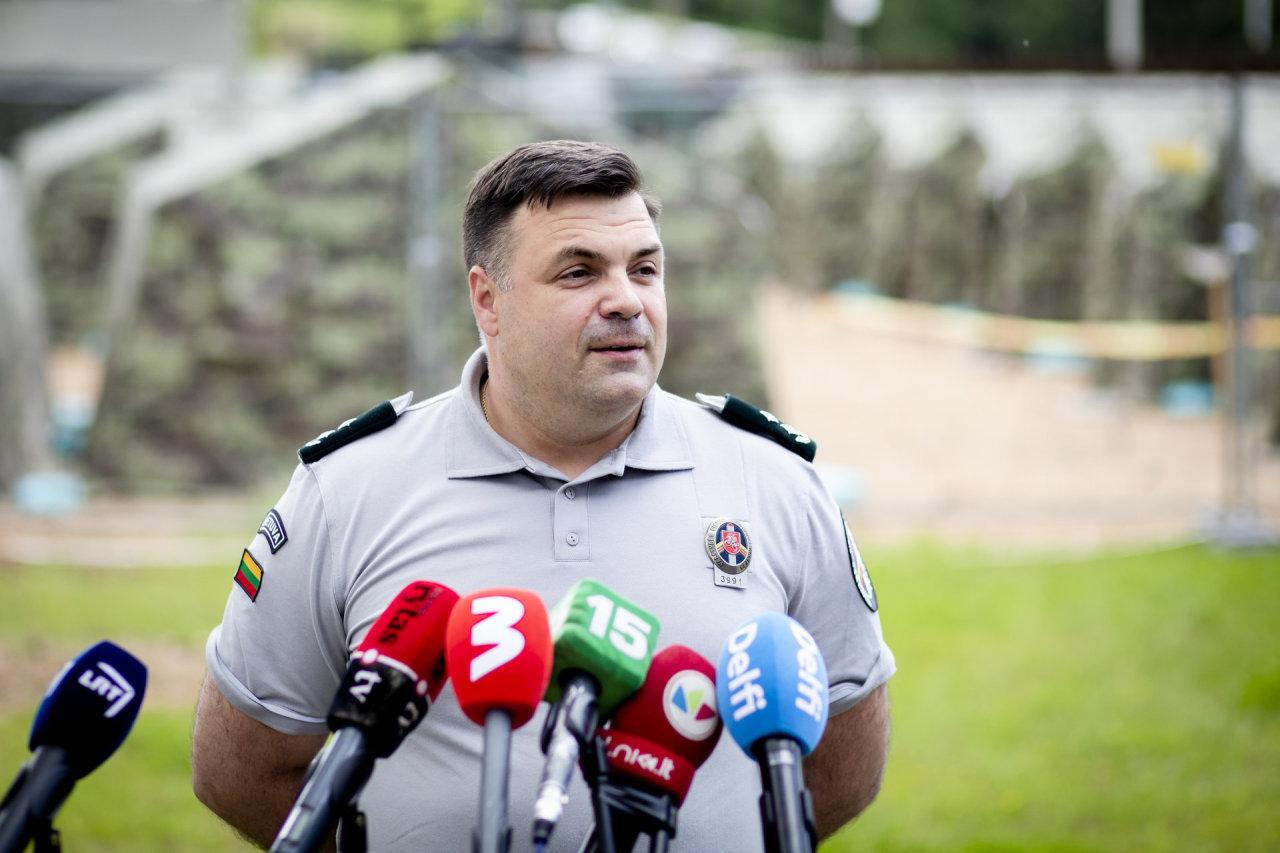 URC vadovas: nepakeitus teisės aktų, dalies irakiečių gali nepavykti grąžinti į tėvynę