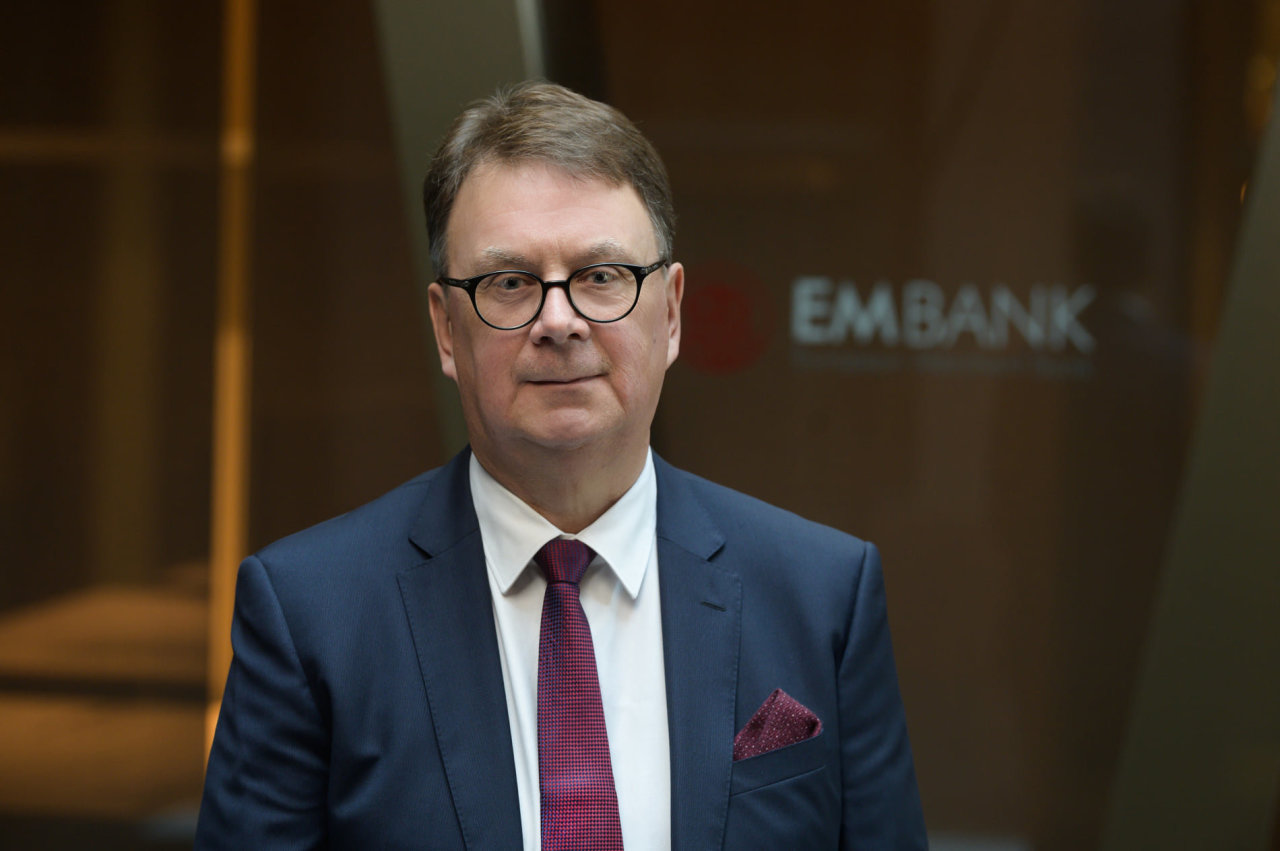 Former Swedbank Head of Risk for the Baltic States to take the position of Head of Risk at European Merchant Bank