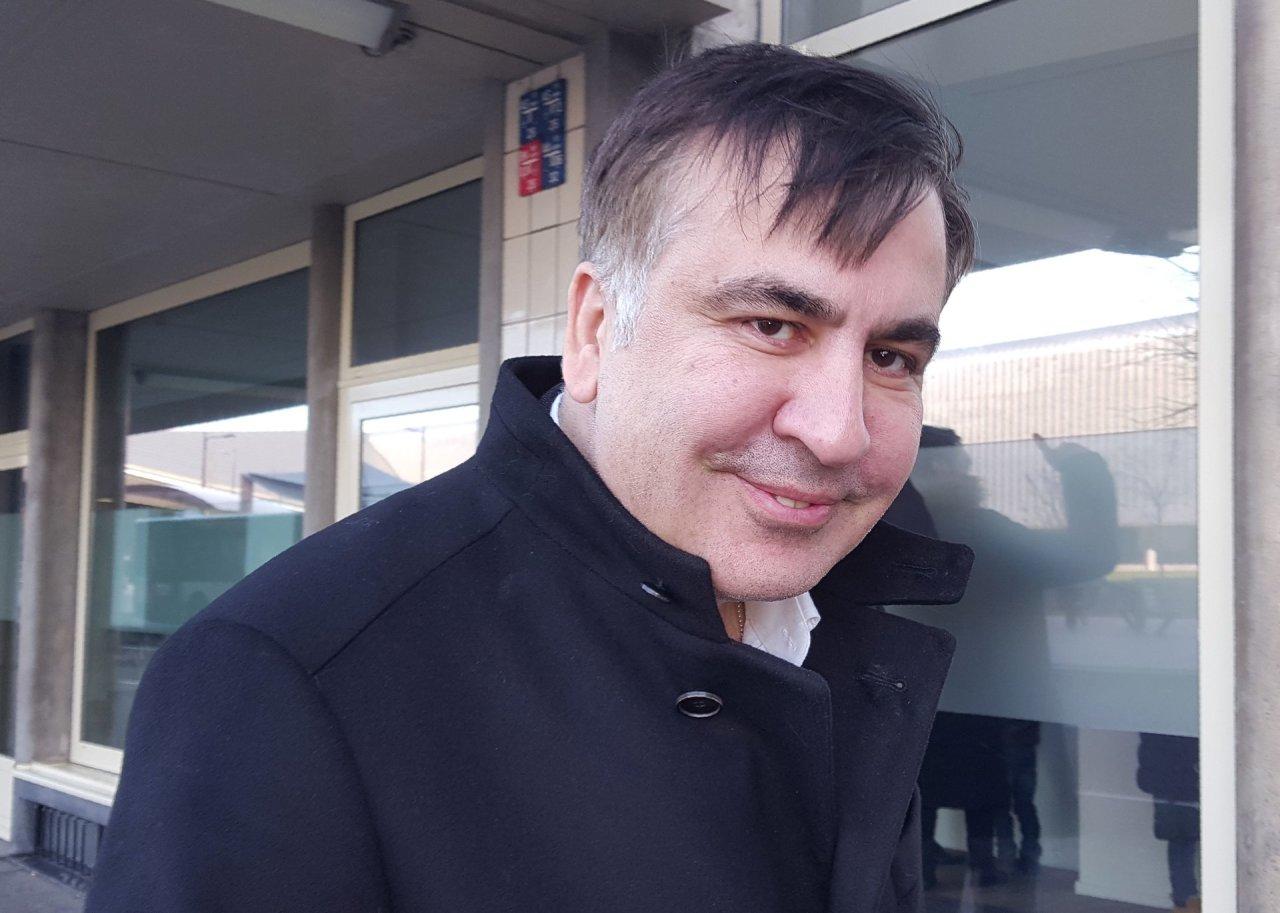 Kalinamam Sakartvelo eksprezidentui M.Saakašviliui vėl prireikė medikų pagalbos