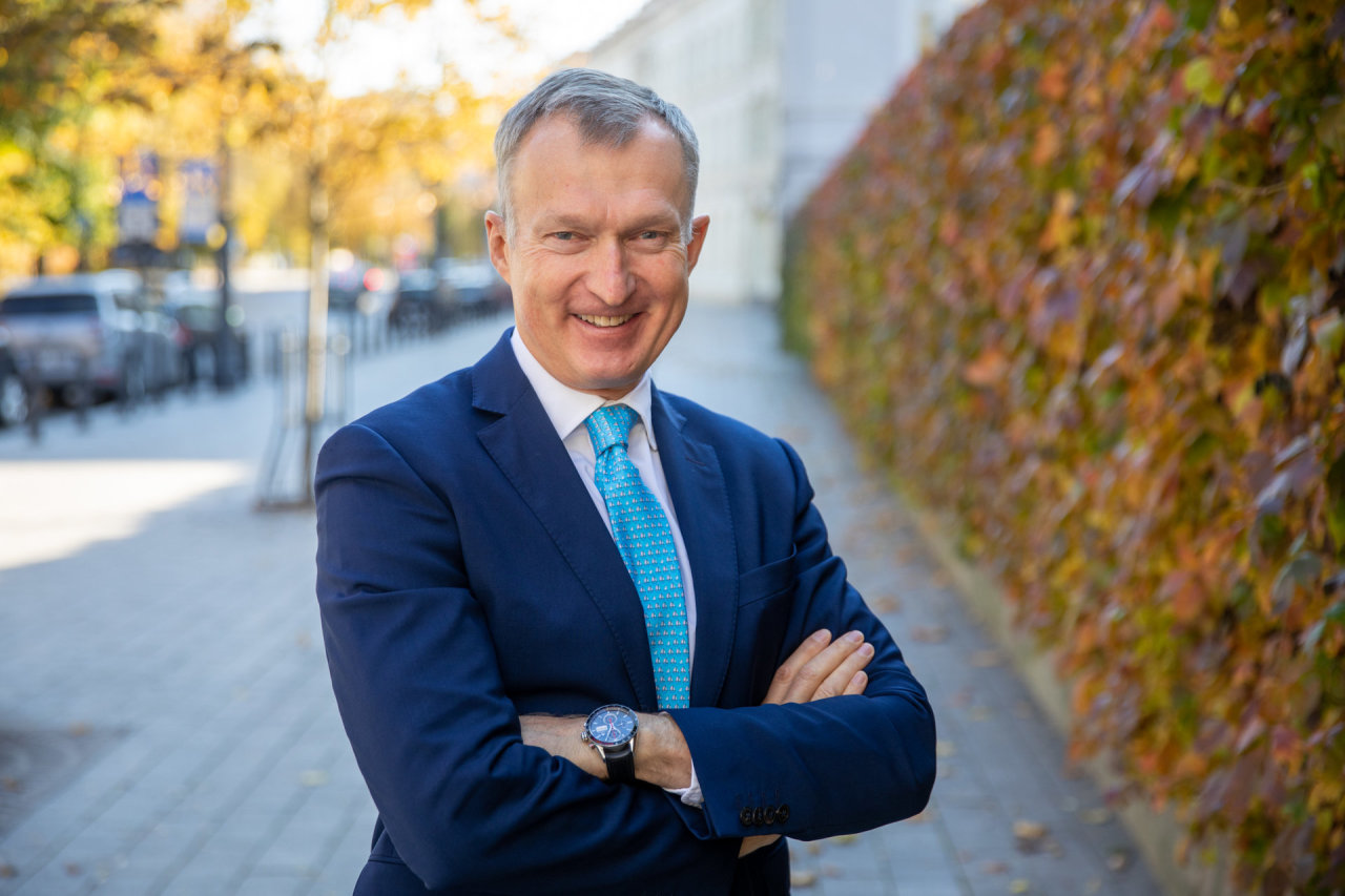 Lithuania's first ambassador to Australia: we are entering a new geopolitical arena