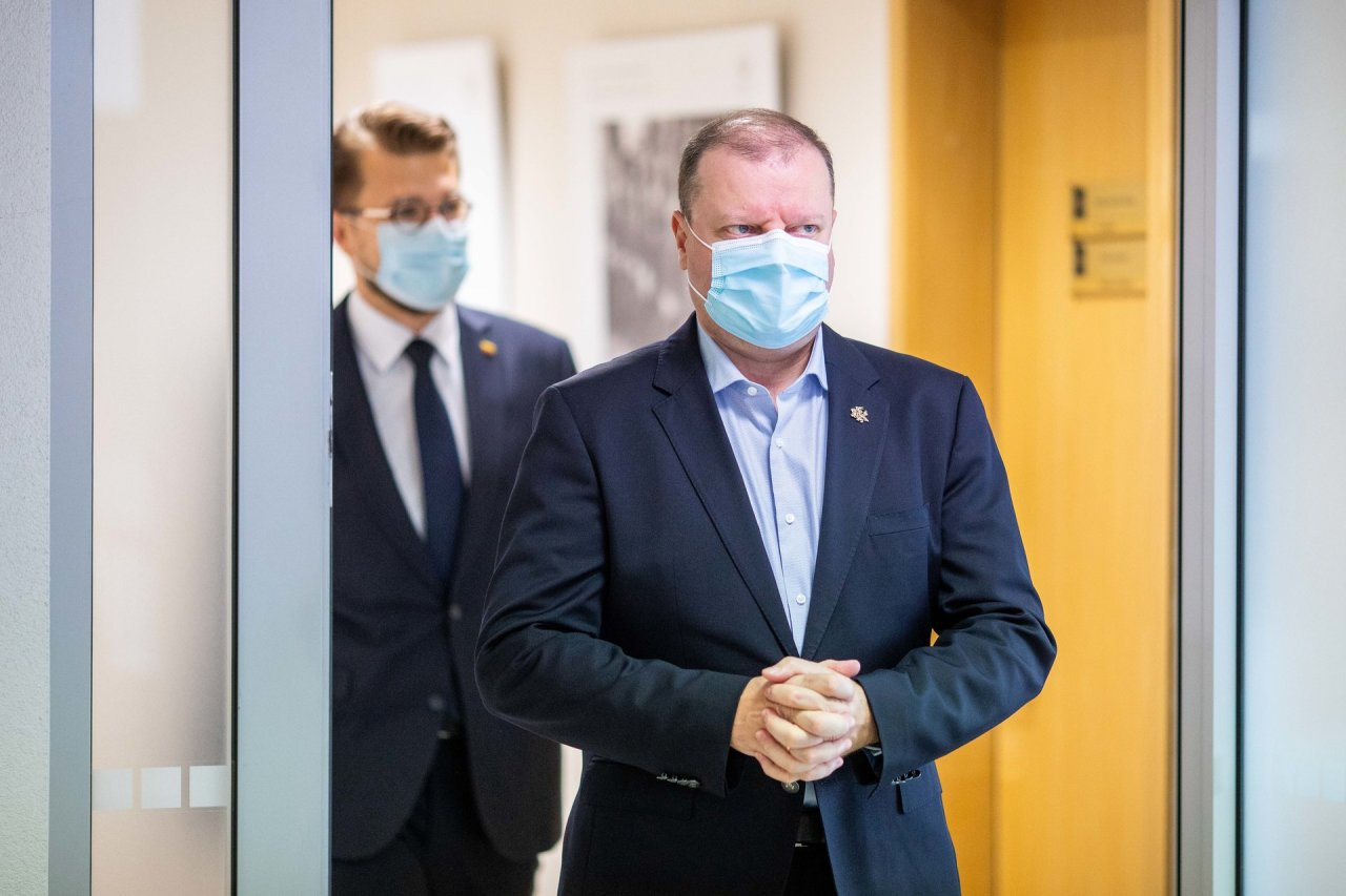 """Political scientists predict success for S. Skvernelis' party: bad news not just for the """"Farmers"""""""