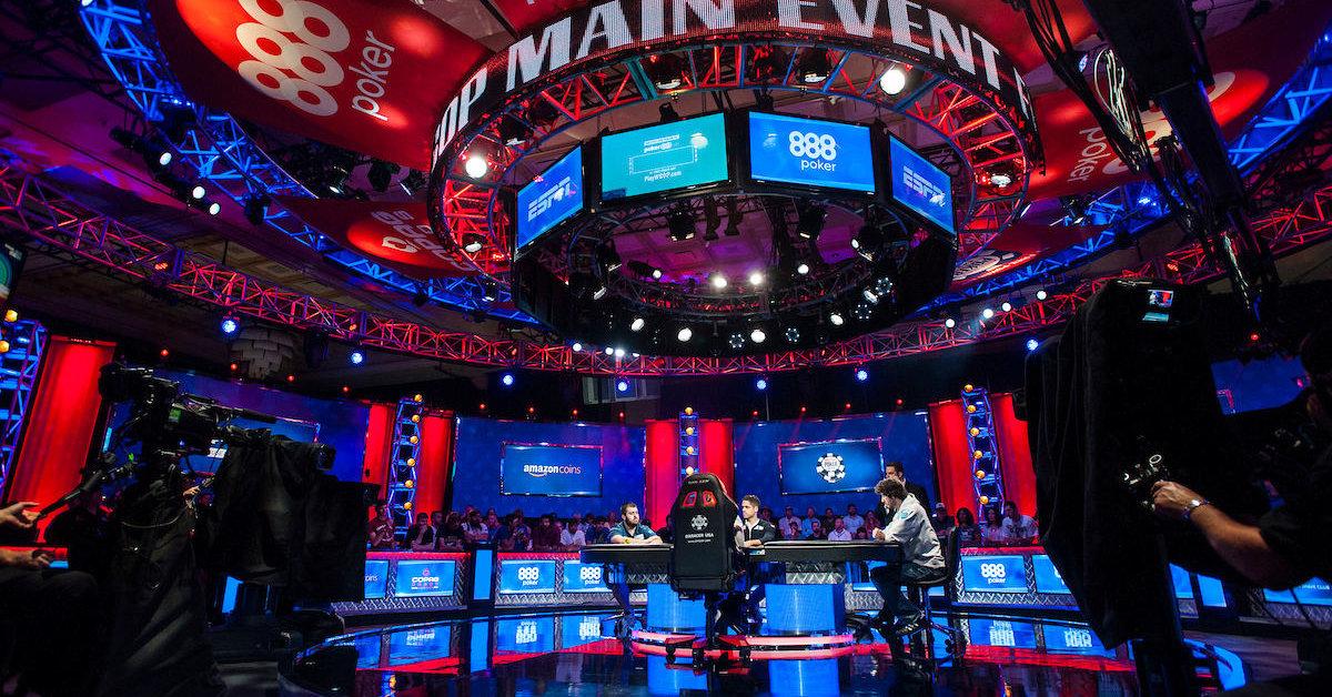 WSOP finalo transliacija – jau šiąnakt tiesiogiai per