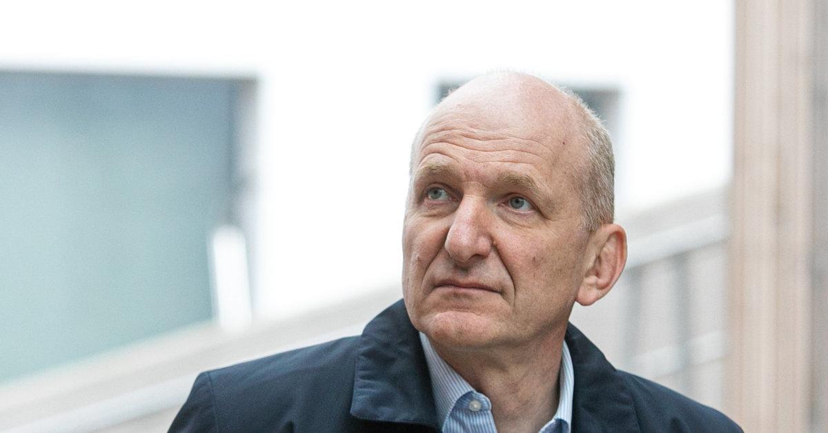 """Vyriausiasis Vilniaus architektas siūlomas """"Auksinės krivūlės riterio"""" apdovanojimui"""