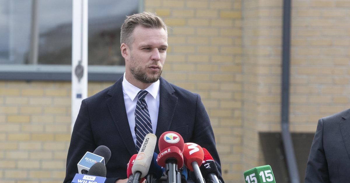 G.Landsbergis: tvarka, leidžianti prieglobsčio prašyti Lietuvos atstovybėse, yra ruošiama