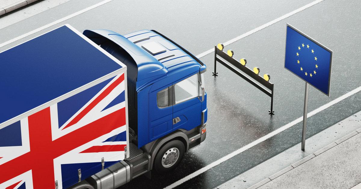 ES siūlo ginčą su Londonu dėl Šiaurės Airijos spręsti švelninant muitinės patikras