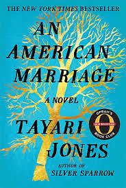 "Knygos viršelis/Knyga ""An American Marriage"""