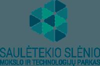 Organizatorių nuotr./Saulėtekio slėnio mokslo ir technologijų parko logotipas