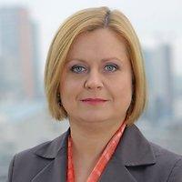 Danske banko vyresnioji analitikė Baltijos šalims Violeta Klyvienė