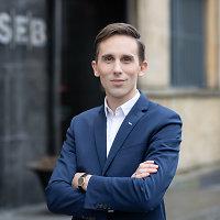 SEB banko ekonomistas Tadas Povilauskas