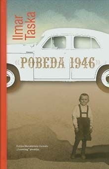 "I.Taskos knygos ""Pobeda 1946"" viršelis"