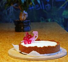 Puikus grietinėlės pyragas iš 6 ingredientų