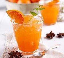 Apelsinų šerbetas