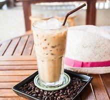 Ledinė kava su prieskoniais