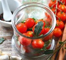 Pomidorai su cinamonu