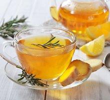 Auksinė žiemos arbata
