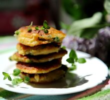 Vegetariški indiški blyneliai