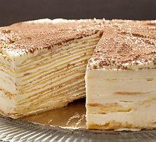 30 blynų tortas bet kokiai progai