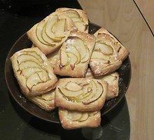 Pyragėliai su obuoliais