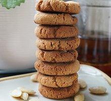 Veganiški migdoliniai sausainiai be glitimo