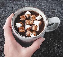 Karštas šokoladas su cinamonu