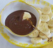 Lengvas šokoladinis kremas su avokadais