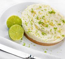Gaivusis žaliųjų citrinų pyragas