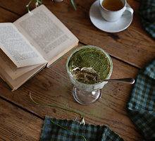 Žaliosios arbatos mačios tiramisu