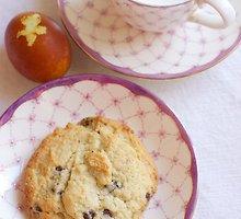 Sausainiai su virtais kiaušiniais, šokoladu ir kokosais