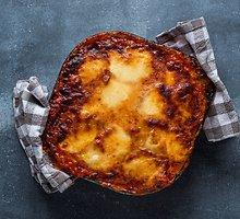 Itališki kepti baklažanai su parmezanu