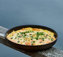 Agnės Grigaliūnienės aštrusis keto omletas