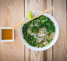 Vietnamietiška fo sriuba
