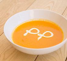 Trinta morkų ir imbierų sriuba