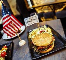 Klasikiniai amerikietiški mėsainiai