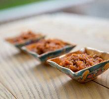 Indonezijoje populiarus padažas sambal