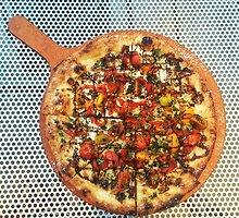 Bemielis picos paplotis iš speltos ir grikių miltų