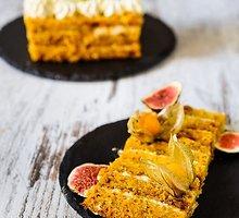 Nuostabus kulinaro Pauliaus Strasevičiaus morkų tortas